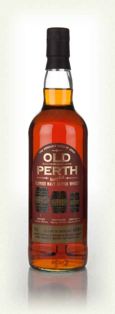 Old perth sherry cask Tube